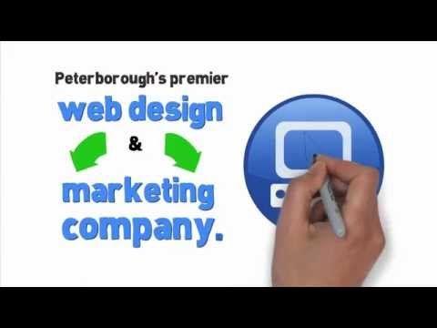 Peterborough Web Design Development U00bb Get Your Business Noticed Youtube Peterborough Website Web Development Design Web Design Marketing Web Design