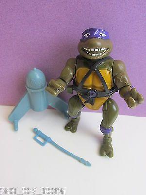 Teenage Mutant Ninja Turtles TMNT Sewer Swimmin Donatello Original Weapon