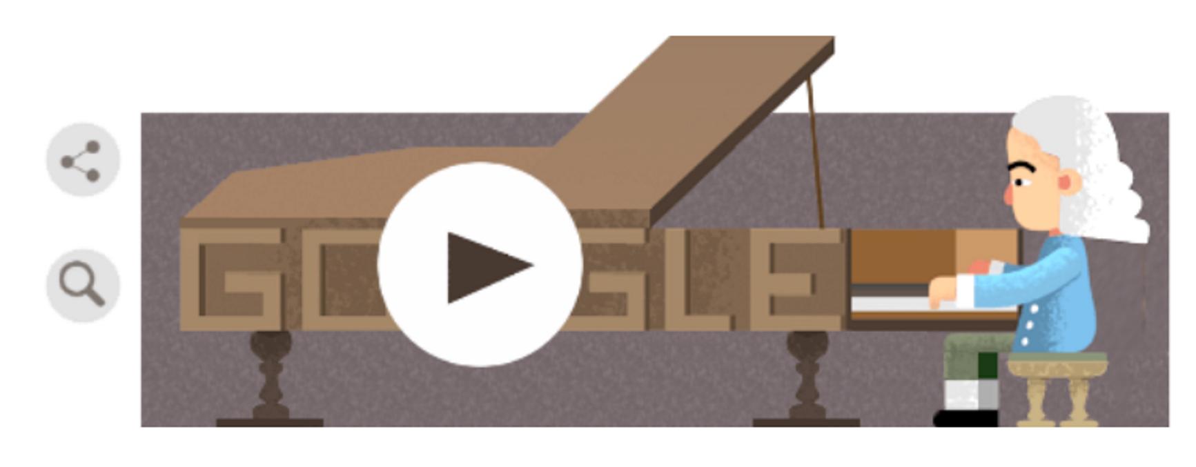 who invented the piano google doodle celebrates bartolomeo