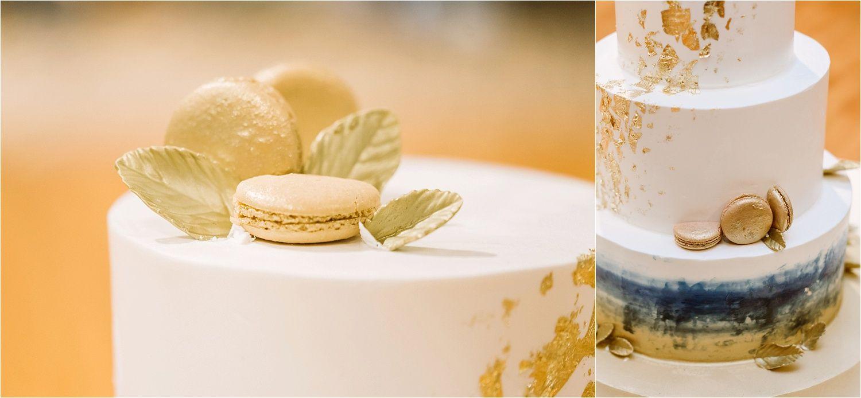 Jayden + Jamie\'s Wedding | Unique wedding cakes, Unique weddings and ...
