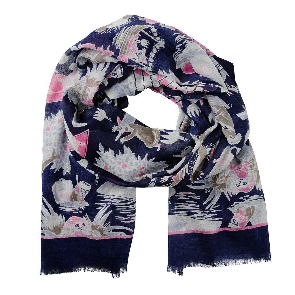 Mumi-tørklæde