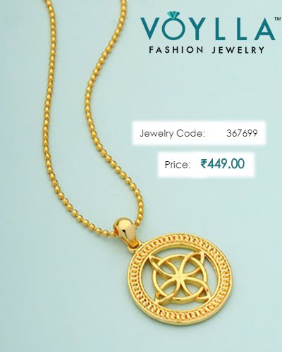 Buddhist Symbol Designer Pendant With Chain | Mens Pendants