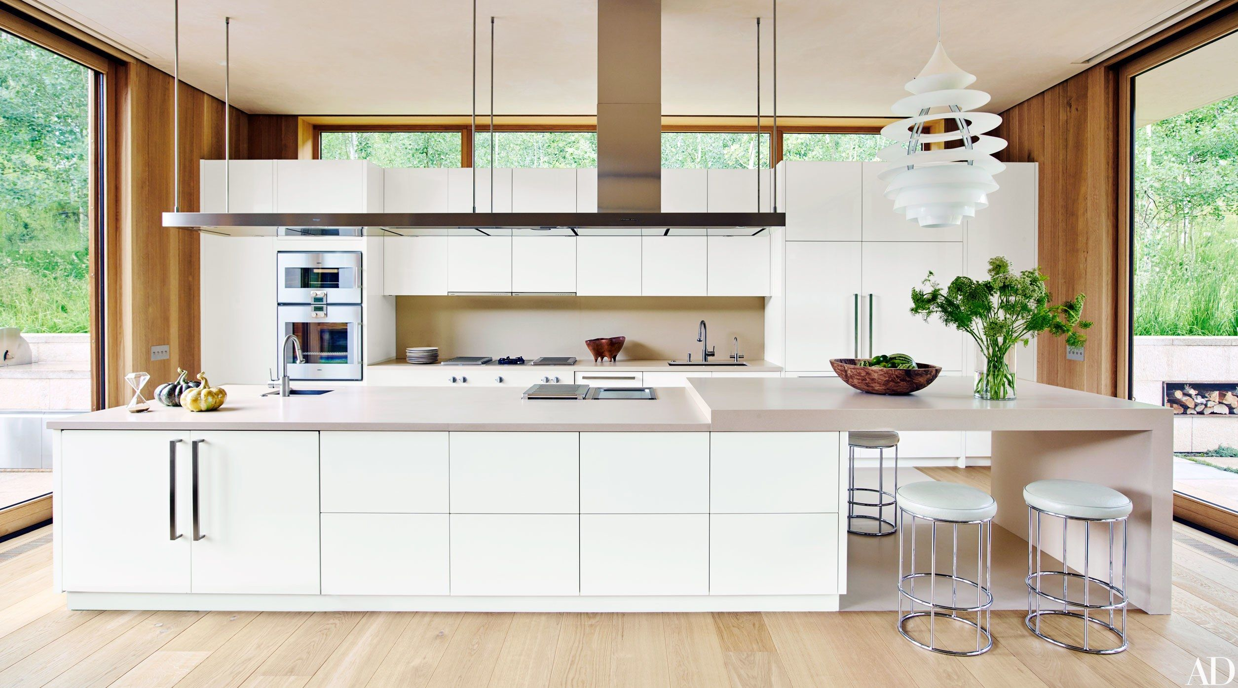 Modern Kitchen Images Architectural Digest This Aspen Home Is A Nature Lover's Dream  Architectural Digest