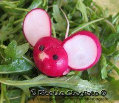 Ottava puntata delle decorazioni per buffet: i topolini in fuga