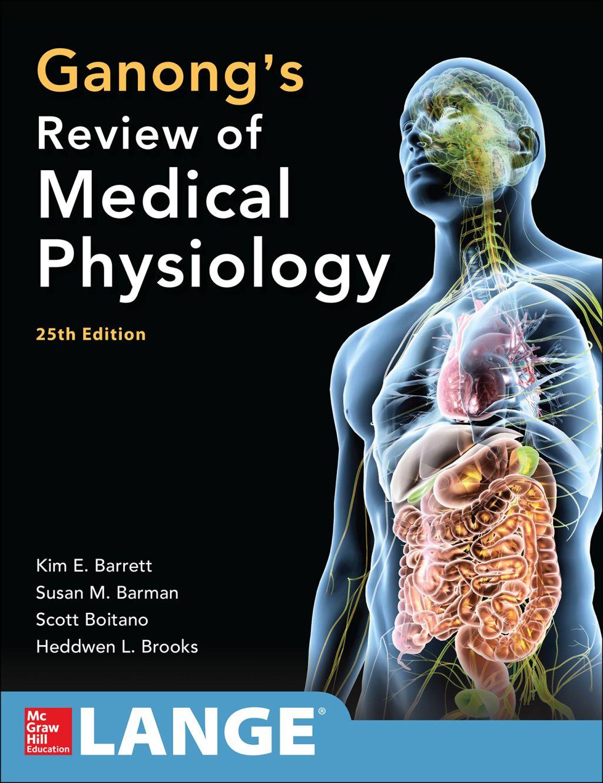Ganong Physiology Ebook