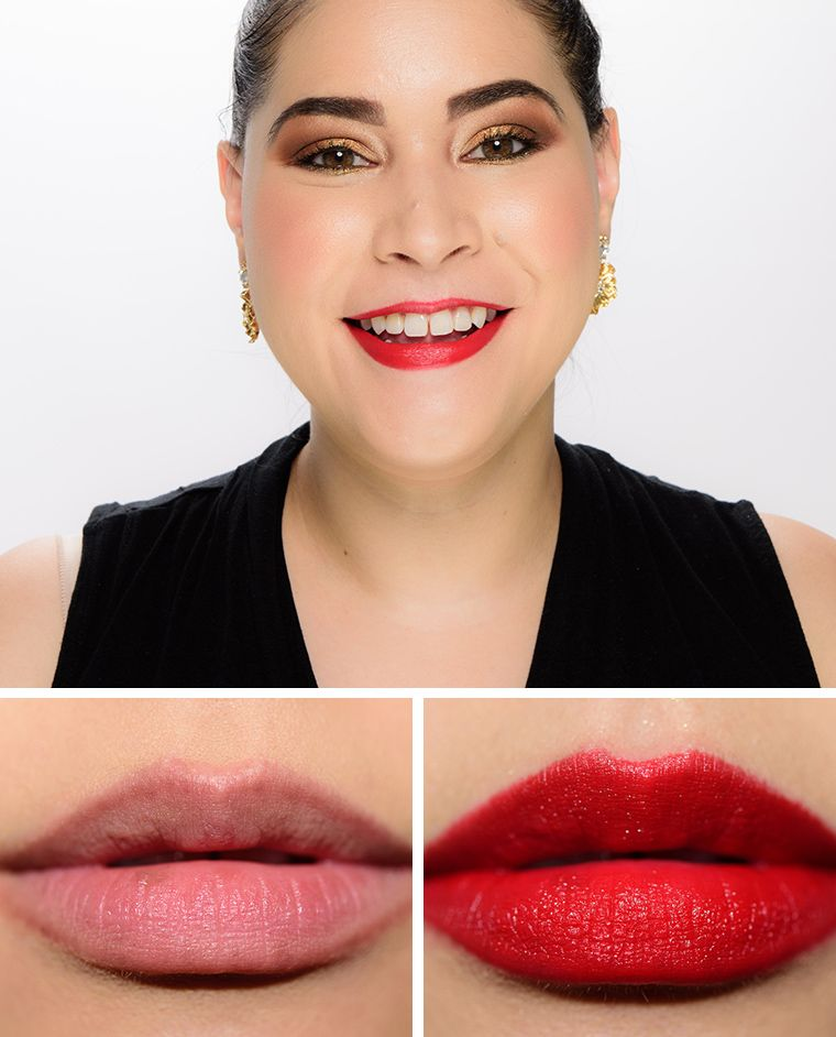Dior Ultra Star Ultra Dior Ultra Atomic Ultra Rouge Lipsticks Reviews Swatches Super Lustrous Lipstick Tom Ford Beauty Lipstick