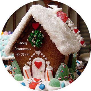 DSC07302 | sassybeautimus - The Gingerbread Journal | Flickr