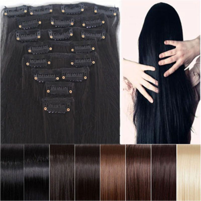 Hair extension clearance sale cheapest 8pcs 26 long 170g straight hair extension clearance sale cheapest 8pcs 26 long 170g straight style hair extension create ombre pmusecretfo Gallery
