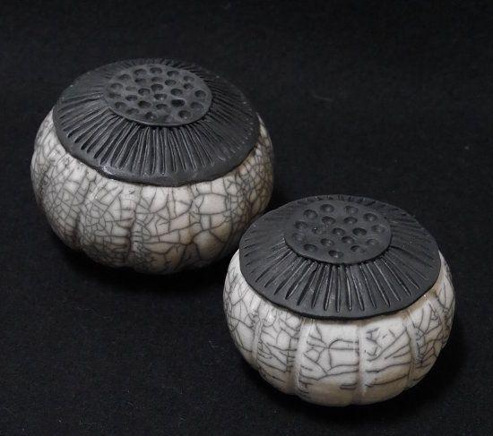 Raku Keramik Objekte