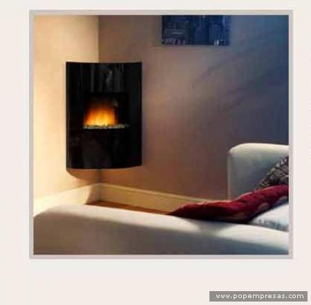 Chimenea electrica be modern calisto en chimeneas - Fabricantes de chimeneas ...