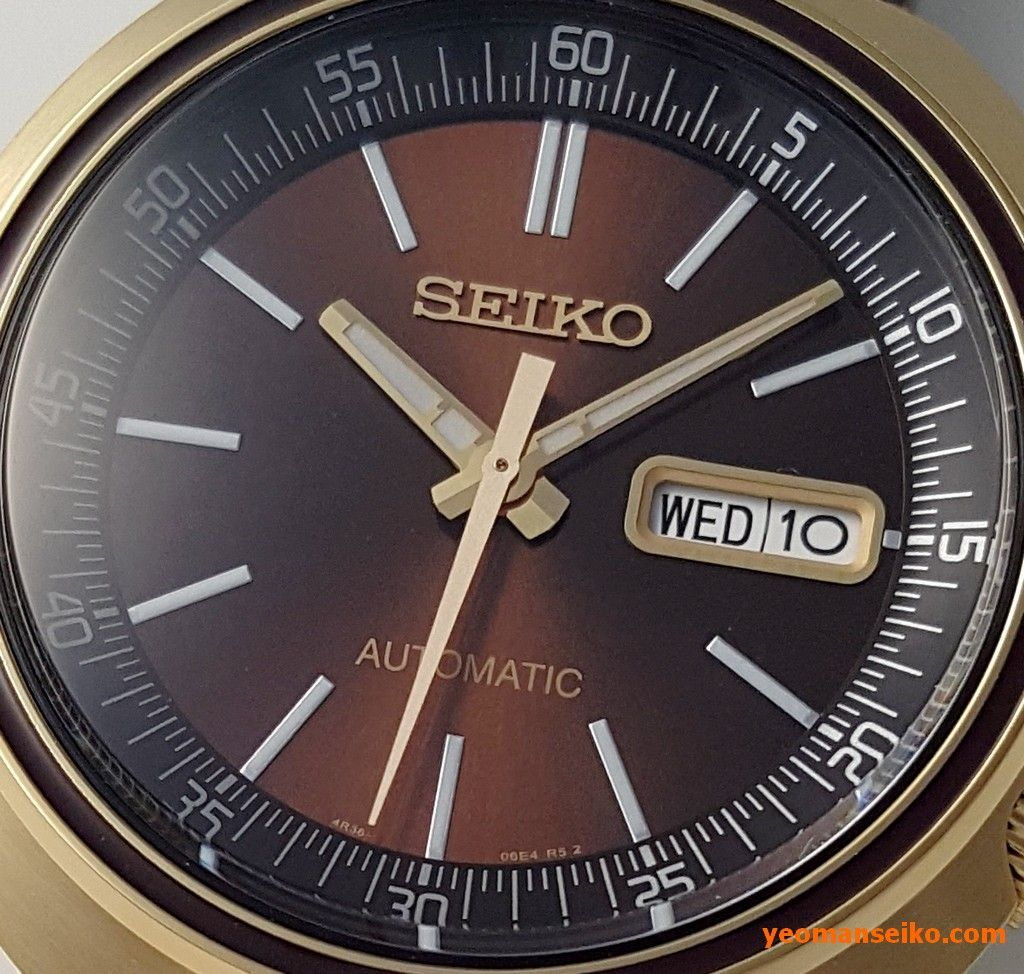 This time round, I am looking at a recraft model from Seiko. This model was released in Singapore in November/December 2017. There are several variants and I managed to get three of them for this p…