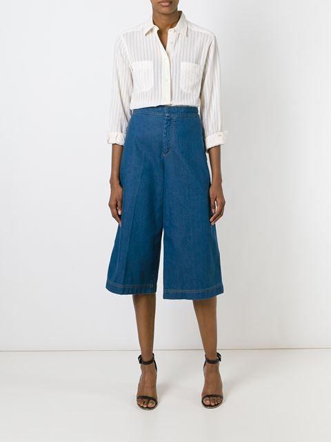 Céline Vintage Striped Shirt - A.n.g.e.l.o Vintage - Farfetch.com