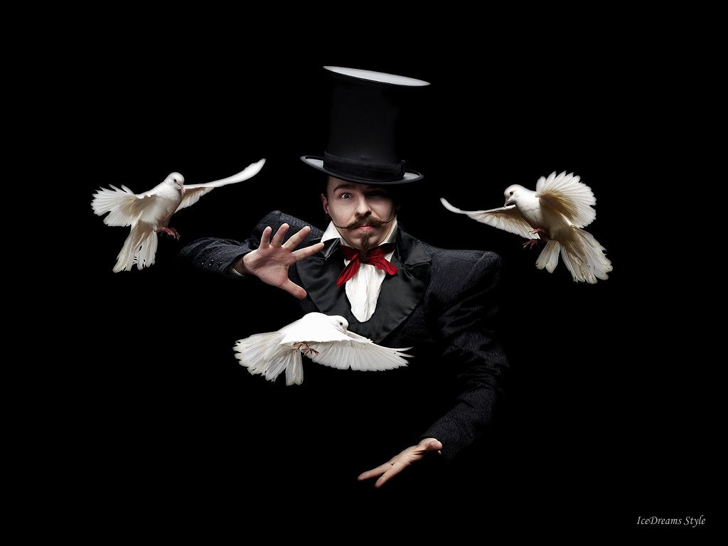 Magician Photography | Portrait of Magician | Pinterest ...