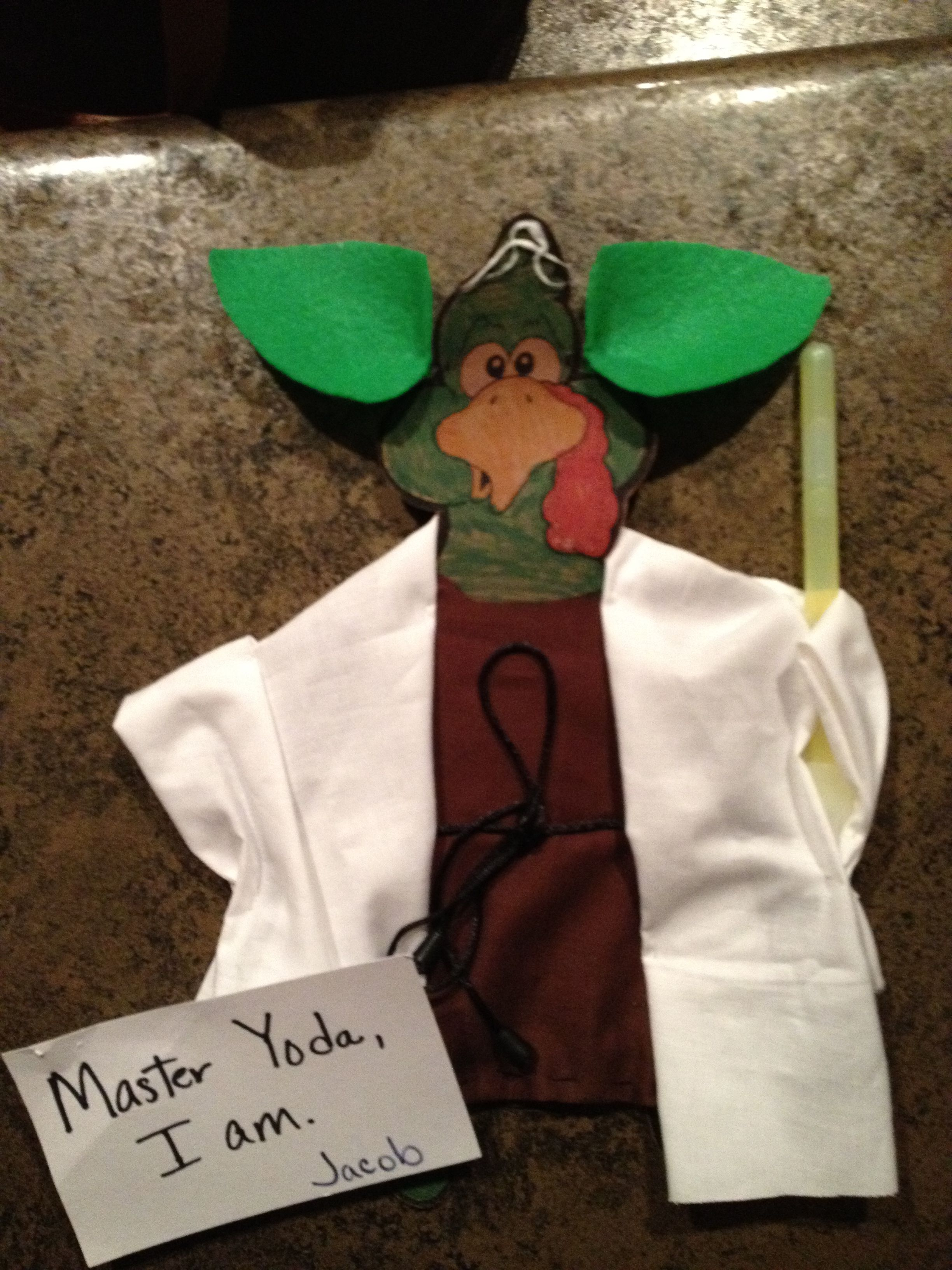 Thanksgiving turkey in disguise - cute kindergarten art project ...