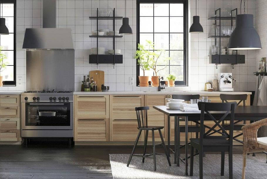 Ikea New Kitchen Wall Shelving System And Too Much Whatsapp