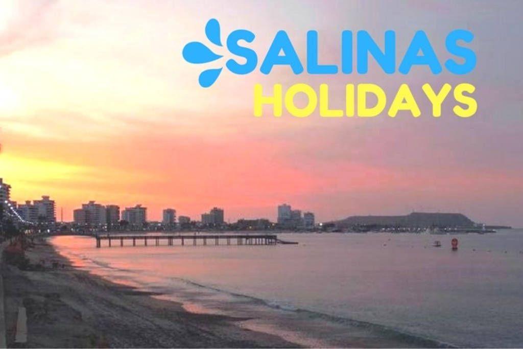 Vacaciones en Salinas, donde nace el paraíso...