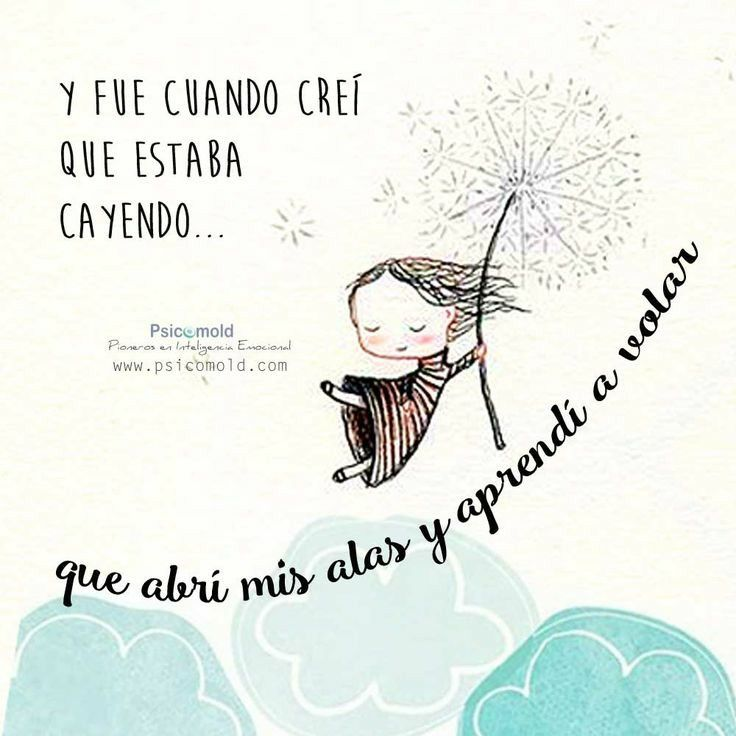 Aprendi A Volar Vive Ya Atrevete Y Amate Mucho Pinterest