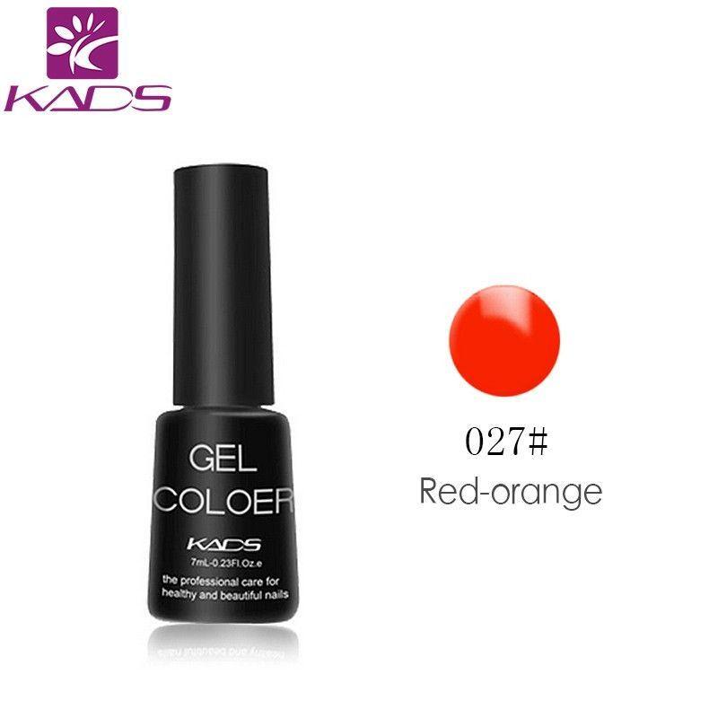 KADS Nail UV Gel Polish (30 Colors)