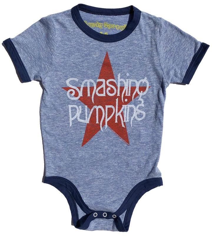 32559d618 Led Zeppelin Vintage Wash Ringer Onesie | Products | LED Zeppelin, Onesies,  Baby shirts