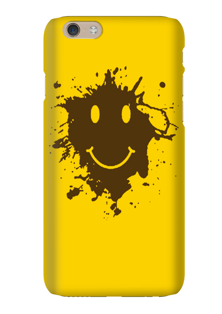 Forrest Gump Smiley Face iPhone 6 iPhone 6 Plus Phone Case