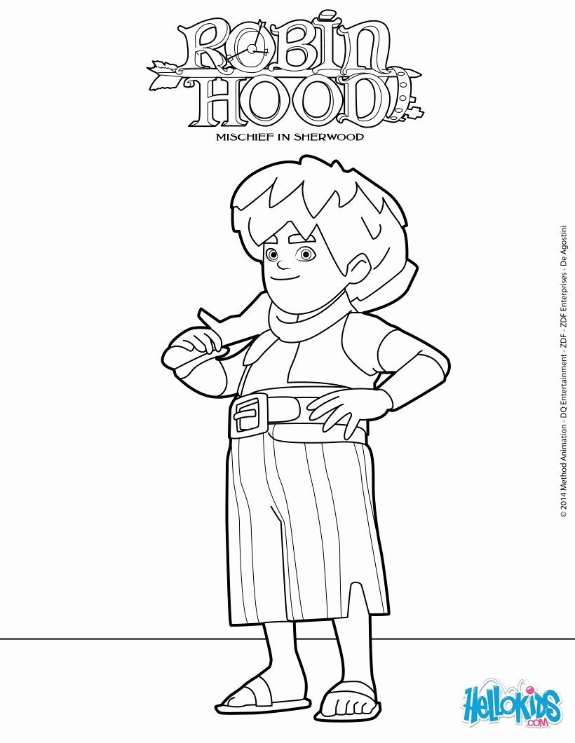 Kids N Fun Coloring Pages Inspirational Coloring Sheets Robin Hood Coloring Pages Little John Cool Coloring Pages Coloring Pages Coloring Pages Inspirational