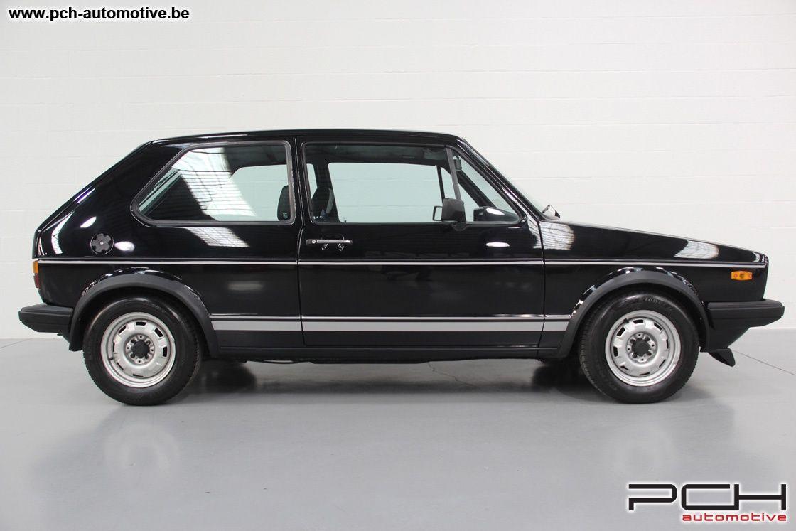 1981 Vw Golf Gti 1 6i 110cv Classic Driver Market Vw Mk1