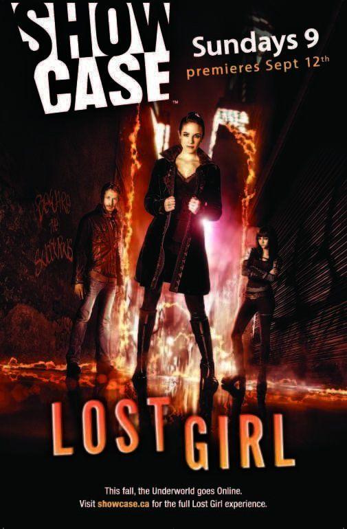 Lost Girl Tv Series 2010 Lost Girl Season 4 Lost Girl Girls Tv Series