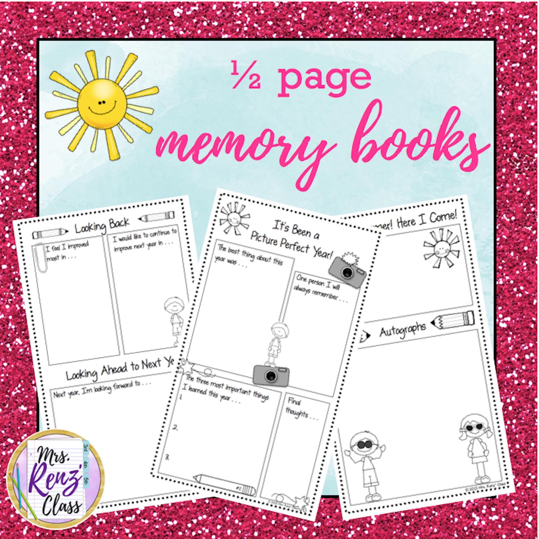 Free Memory Books