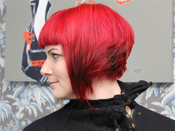 Hair Styles For Short Red Hair: Short Red Hair, Hair Styles