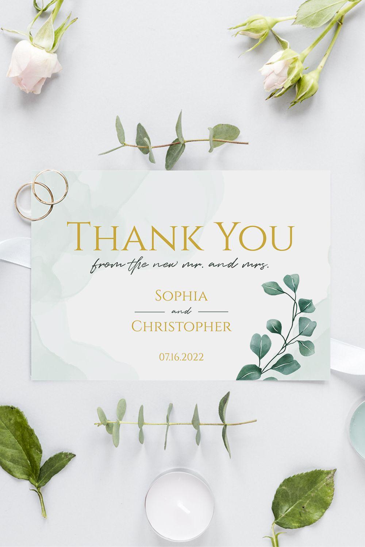 Wedding Thank You Card Template Bridesmaid Thank You Card Baby Shower Thank You Cards In 2020 Bridesmaid Thank You Cards Bridesmaid Thank You Wedding Thank You Cards