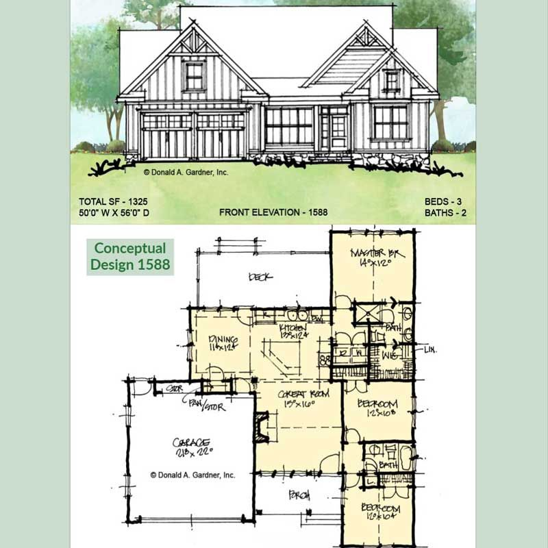 House Plan 1528 New House Plans Architectural Design House