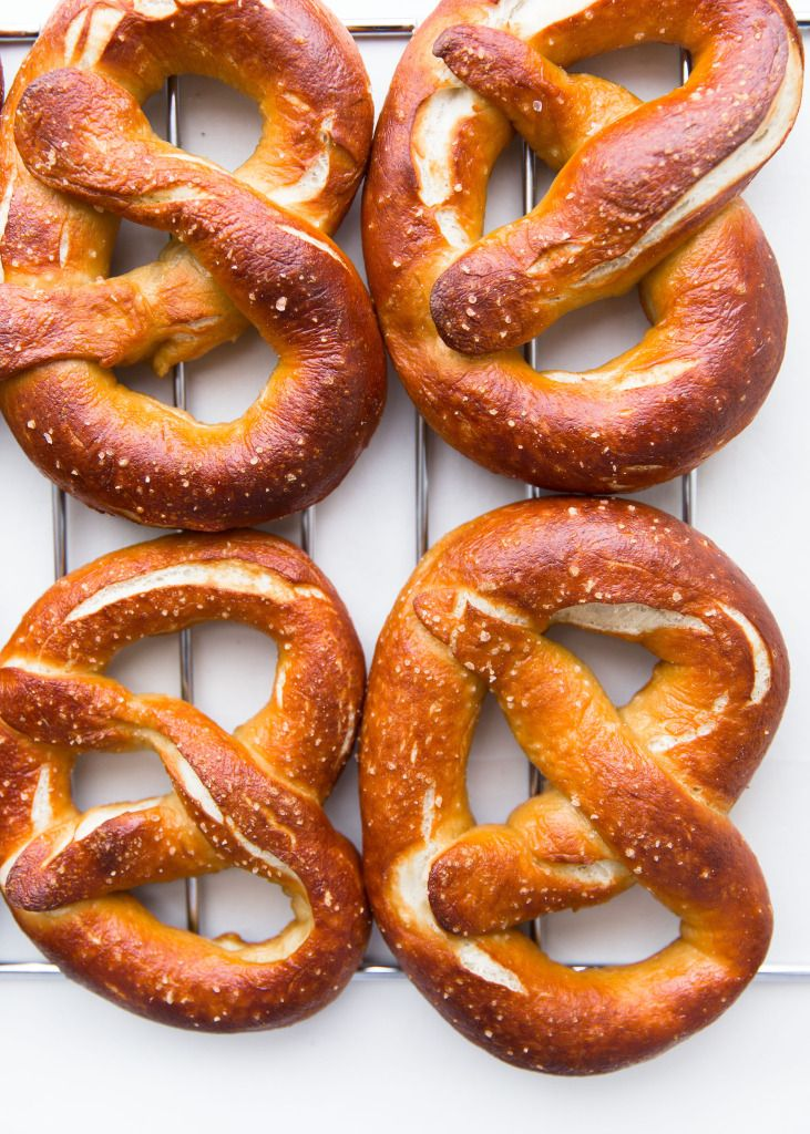 how to make 1 laugenbrezel pertzel