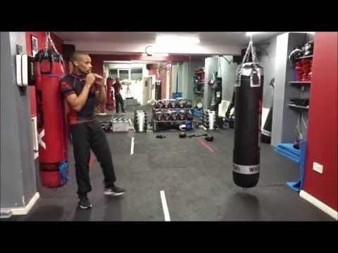 Boxing Drill Bobbing And Weaving Defence Tutorial Youtube Martial Arts Sparring Boxing Training Workout Martial Arts