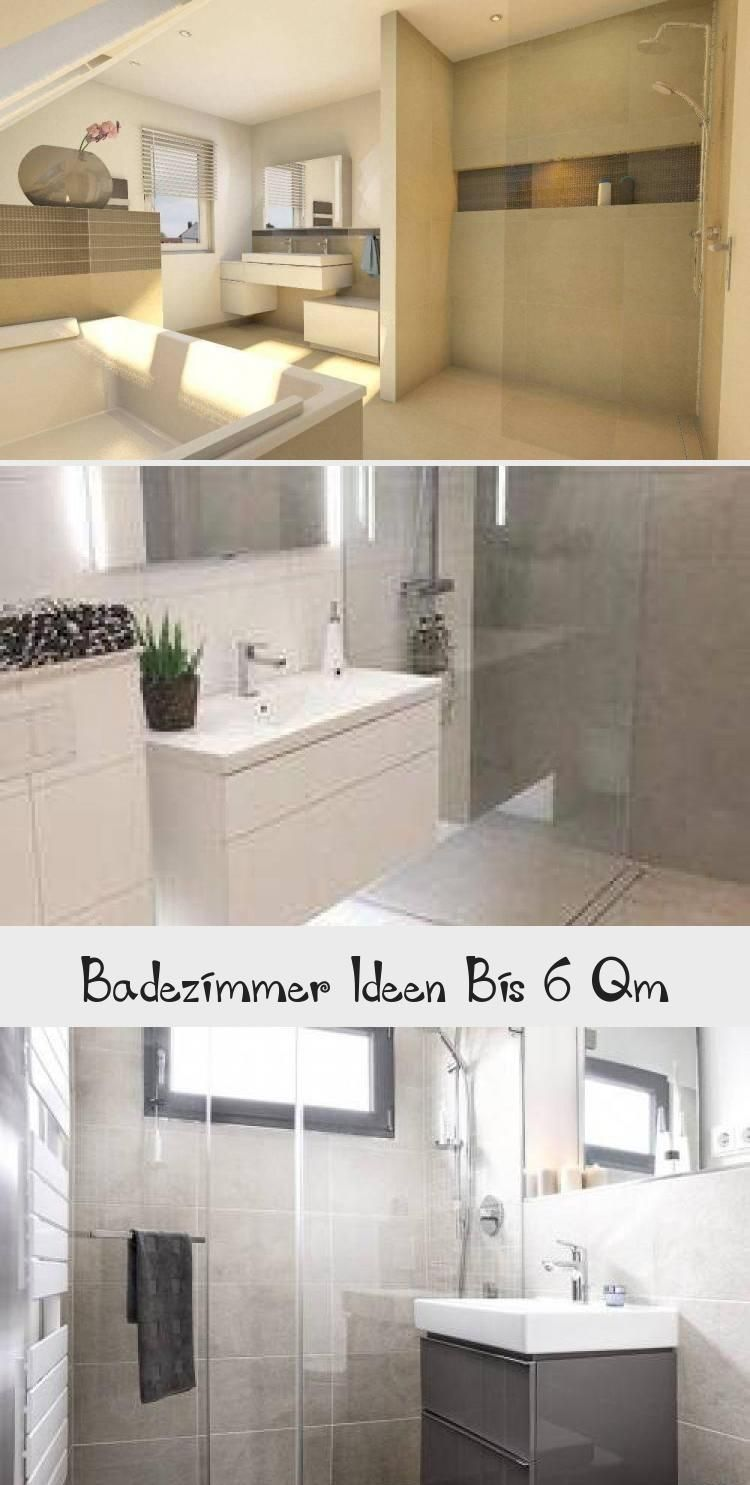 Badezimmer Ideen Bis 6 Qm De In 2020 Bathroom Home Decor Home