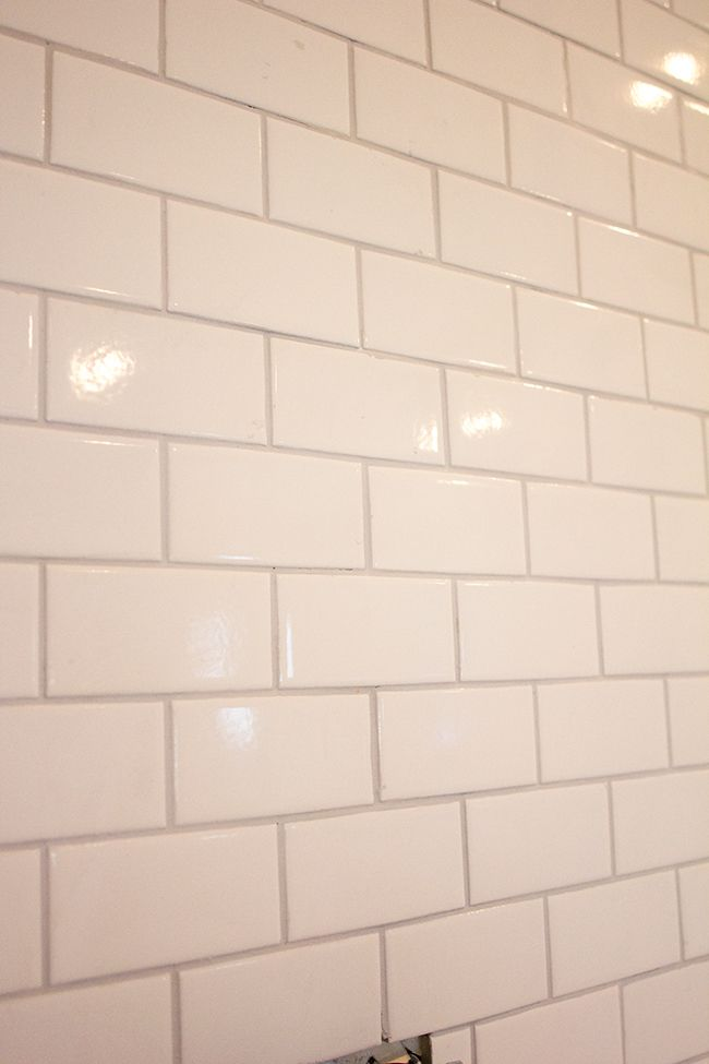 Grout Colors For White Tile Platinum