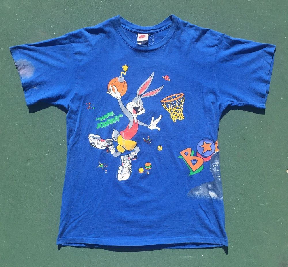 76dbf956885 Michael Jordan Space Jam T Shirt | Kuenzi Turf & Nursery