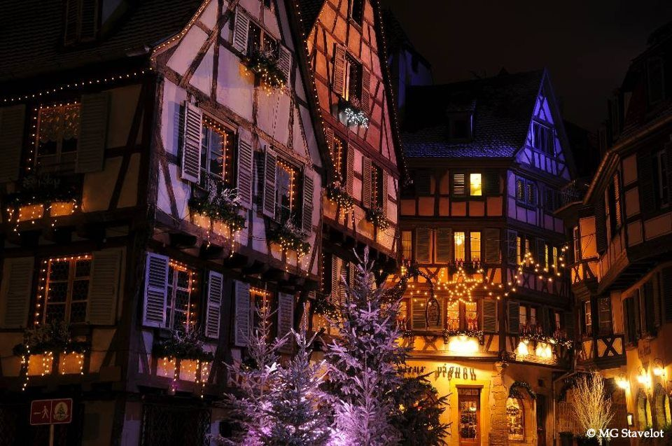 Oh to be there. French Christmas Market. Alsace, French
