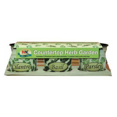 Jiffy Countertop Herb Garden Kit Set Of 7 1373 0437 400 x 300