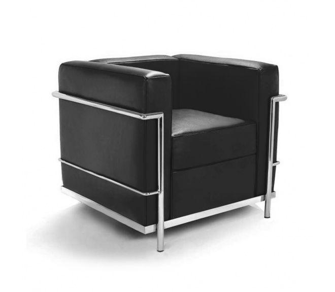 le corbusier lc2 sessel moebel sessel pinterest le corbusier und sofas. Black Bedroom Furniture Sets. Home Design Ideas