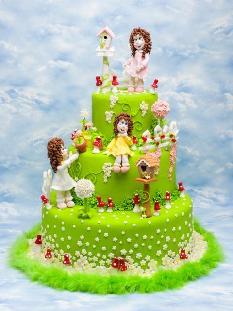 Cake Gallery | Satin Ice
