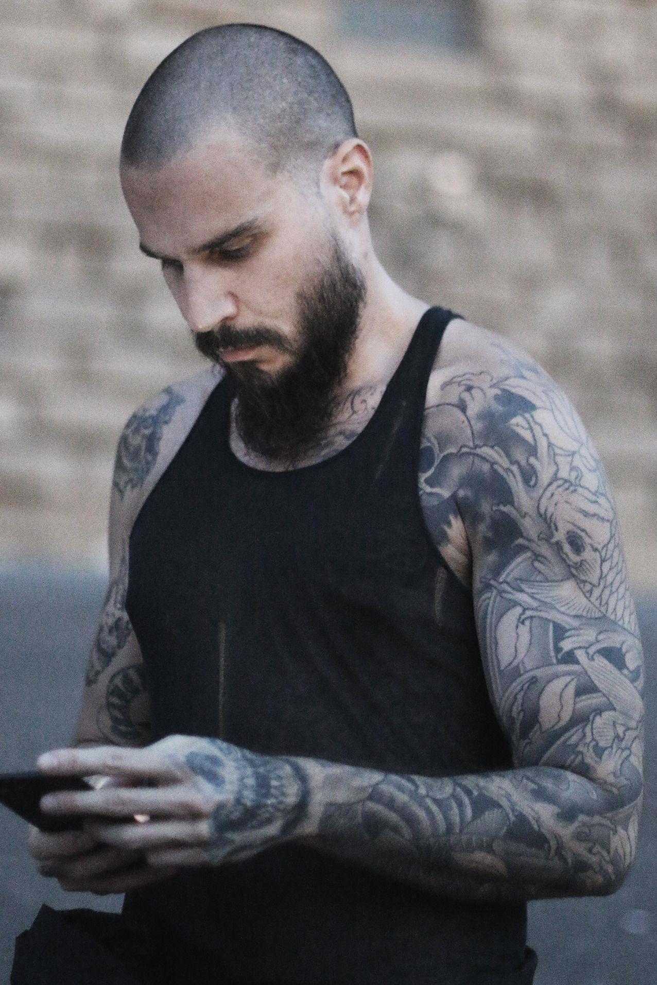 Fetish gay shaving