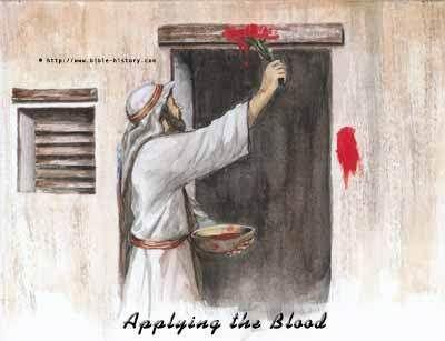 Pgh_Oldtimer's image | Bible art, Egyptian gods, Passover lamb