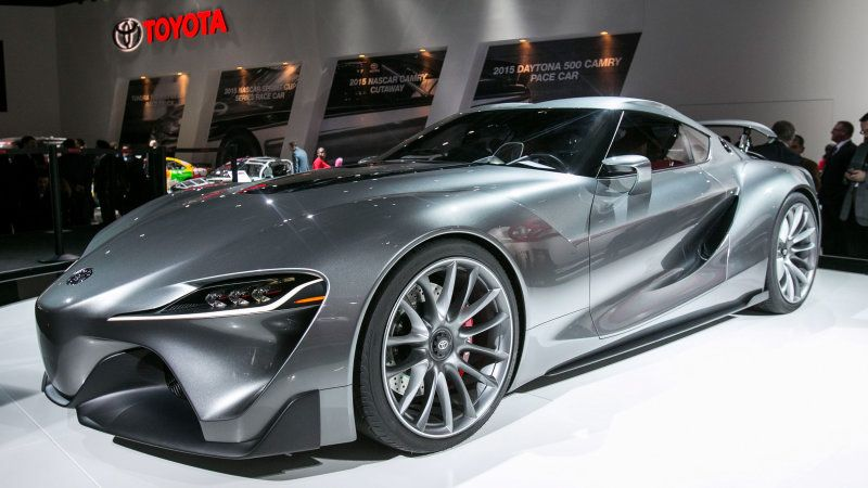 New Toyota Supra May Get A Twin Turbo Lexus V6 New Toyota Supra Toyota Supra New Lexus