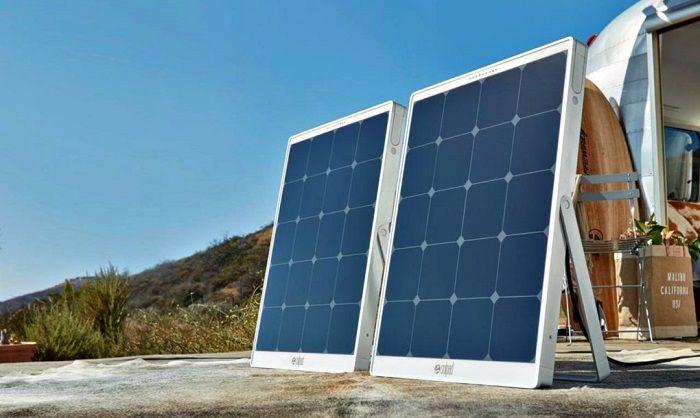 Estos Paneles Solares Portables Podrian Democratizar El Uso De Energias Alternativas Paneles Solares Energia Alternativa Energia Solar