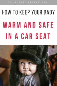 f485d19d941d 5 Tips to Keep Baby Warm and Safe in a Car Seat
