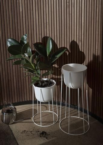 MENU Wire Base White - Various Sizes SIMPLE STYLE CO Pinterest