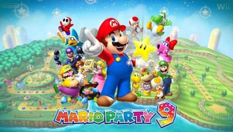 Mario Party 9 Game Free Download Mario Party 9 Mario Party Super Mario Party
