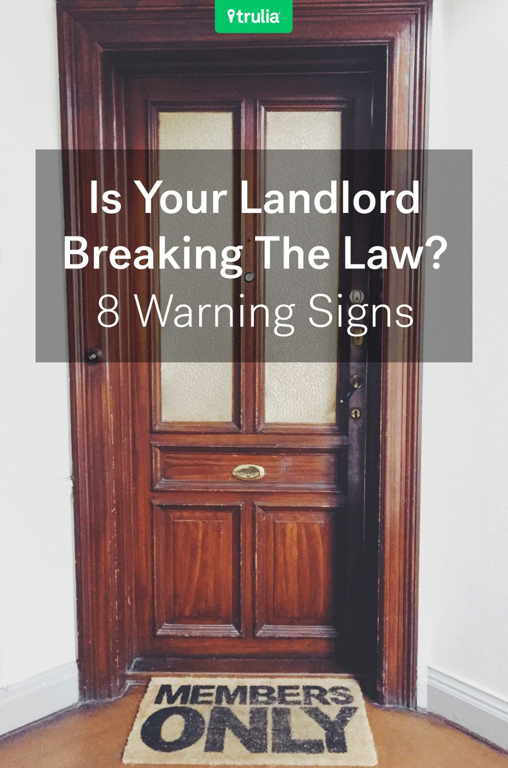 warning signs your landlord is breaking landlord tenant laws baby food landlord tenant. Black Bedroom Furniture Sets. Home Design Ideas