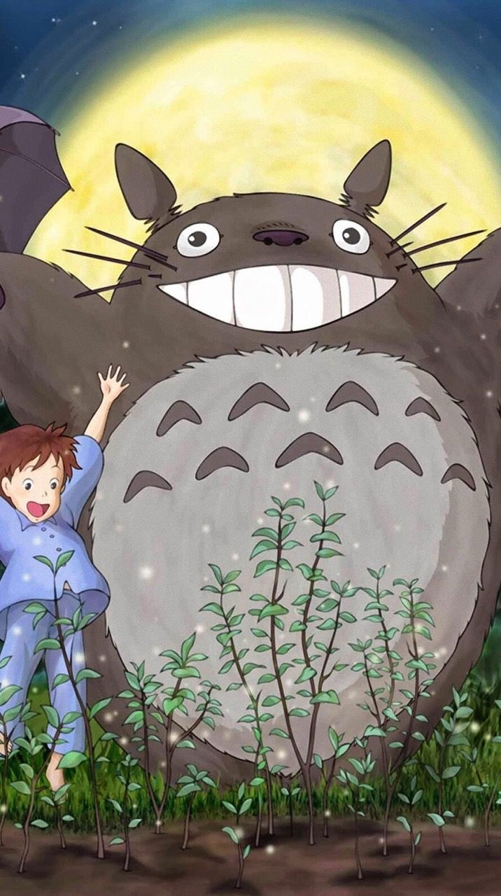 Pin by Chanel Aprahamian on Studio Ghibli and anime movies