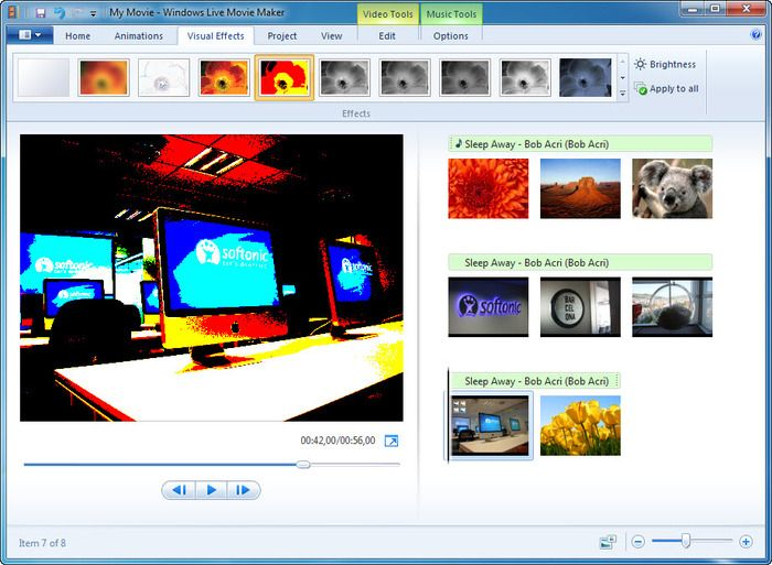 Windows Live Movie Maker Windows Movie Maker Video Editing Software Screenflow